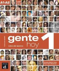 Gente hoy 1, curso de espanol, A1-A2
