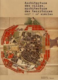 Architecture des villes, architecture des territoires