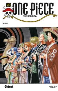 One Piece. Volume 22, Hope !