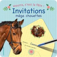 Invitations méga chouettes