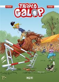 Triple galop. Volume 1,