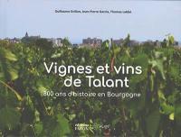Vignes et vins de Talant