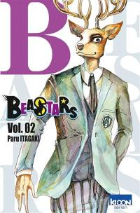 Beastars. Volume 2,