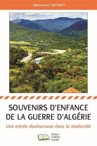 Souvenirs d'enfance de la guerre d'Algérie