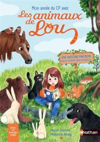 Mon année de CP avec les animaux de Lou