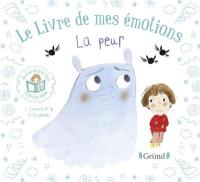 Le livre de mes émotions, La peur