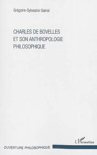 Charles de Bovelles et son anthropologie philosophique