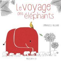 Le voyage des éléphants