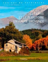 La ferme et le territoire en Haute Provence