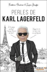 Perles de Karl Lagerfeld
