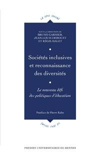 Sociétés inclusives et reconnaissance des diversités