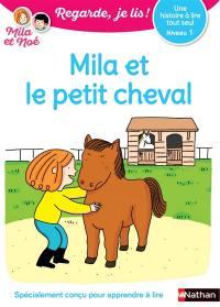 Mila et le petit cheval