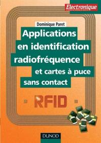 Applications en identification radiofréquence et cartes à puce sans contact