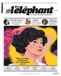 L'Eléphant : la revue. n° 34,
