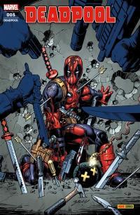 Deadpool. n° 5, Mes deux papas