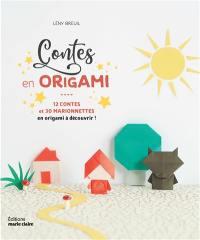 Marionnettes en origami