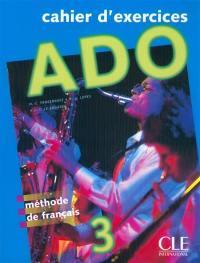 Ado 3, méthode de français