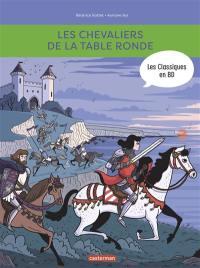 Les classiques en BD, Les chevaliers de la Table ronde