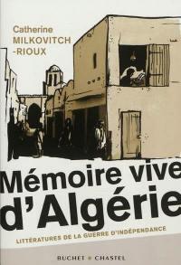 Mémoire vive d'Algérie