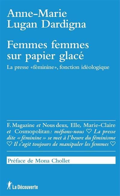 Femmes femmes sur papier glacé