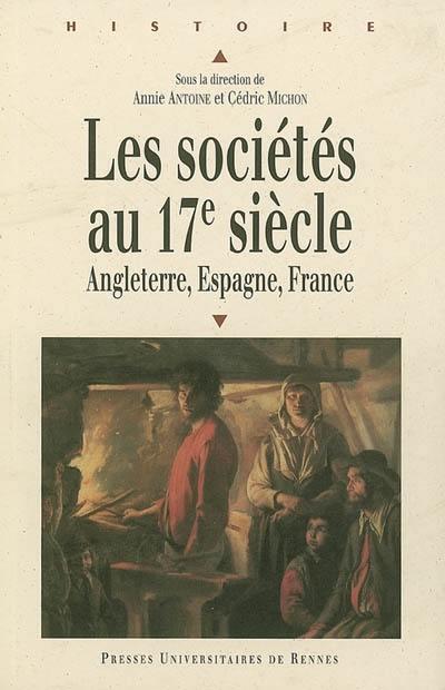 Les sociétés au 17e siècle
