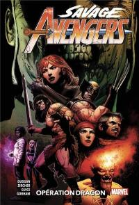 Savage Avengers. Volume 3,