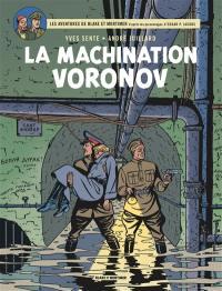 Les aventures de Blake et Mortimer. Volume 14, La machination Voronov