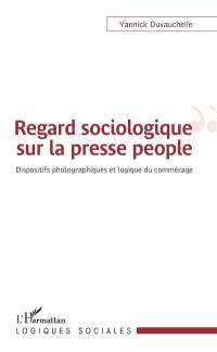 Regard sociologique sur la presse people