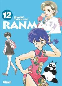 Ranma 1-2. Volume 12, La folie du principal
