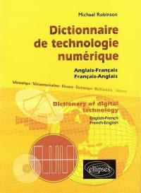 Dictionnaire de technologie numérique