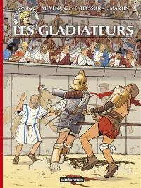 Les voyages d'Alix, Les gladiateurs