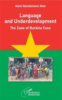 Language and underdevelopment