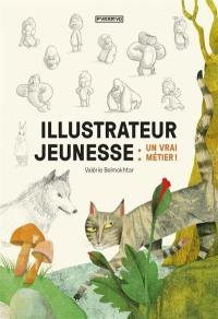 Illustrateur jeunesse