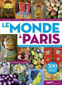 Le monde à Paris