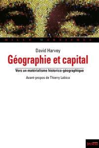 Géographie et capital