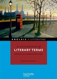 A handbook of literary terms