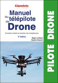 Manuel du télépilote de drone