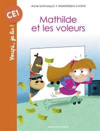 Mathilde et les voleurs