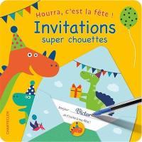 Invitations super chouettes