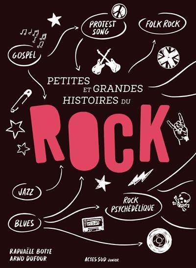 Petites et grandes histoires du rock