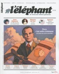 L'Eléphant : la revue. n° 26,