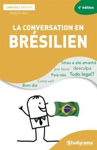 La conversation en brésilien