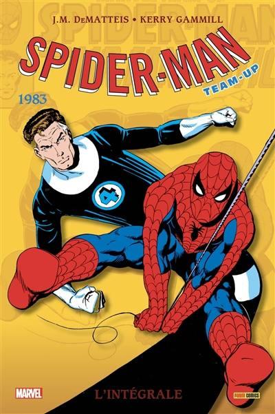 Spider-Man team-up, 1983