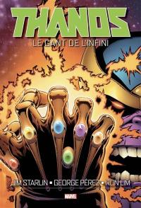 Thanos, Le gant de l'infini