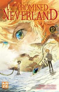 The promised Neverland. Volume 12,