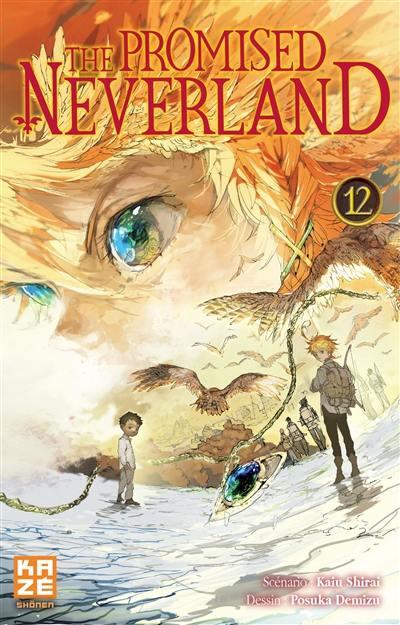 The promised Neverland. Volume 12,