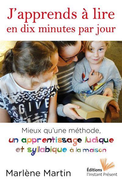 J'apprends à lire en dix minutes par jour