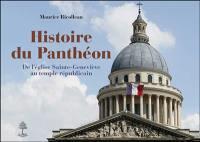 Histoire du Panthéon