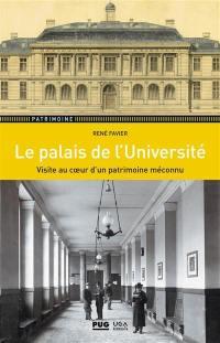 Le palais de l'Université