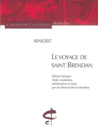 Le voyage de saint Brendan